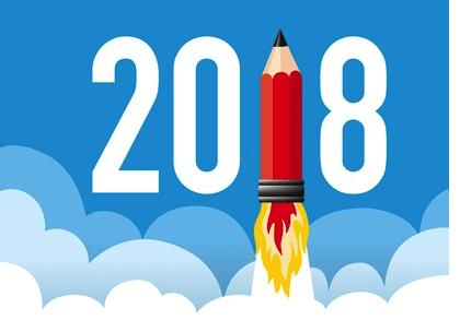 tenir bonnes resolutions 2018